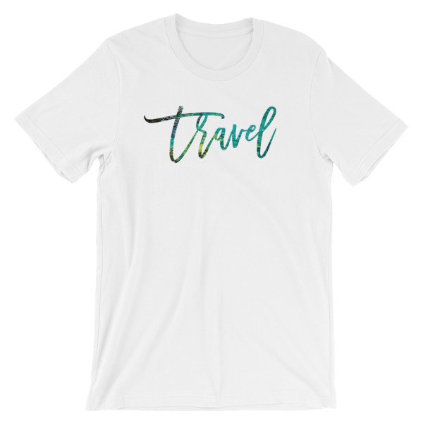 Travel Partner Men T-shirt - Caribbean Travel Queen Shop Vacation and Travel Tees Boutique